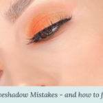 Three eyeshadow mistakes you're probably making and how to fix them